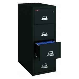 Vertical Insulated Filing Cabinet - Desks Plus