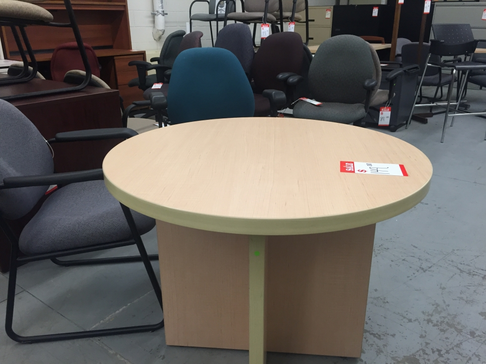 TABLE, ROUND